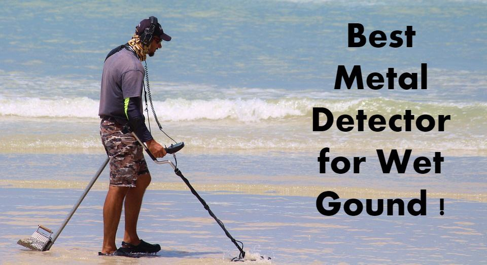 Metal Detector for wet ground