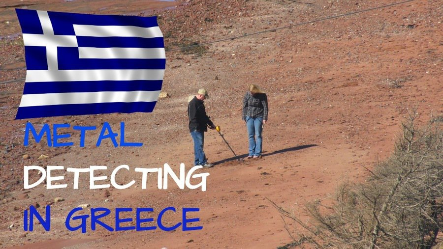 Metal Detecting in Greece