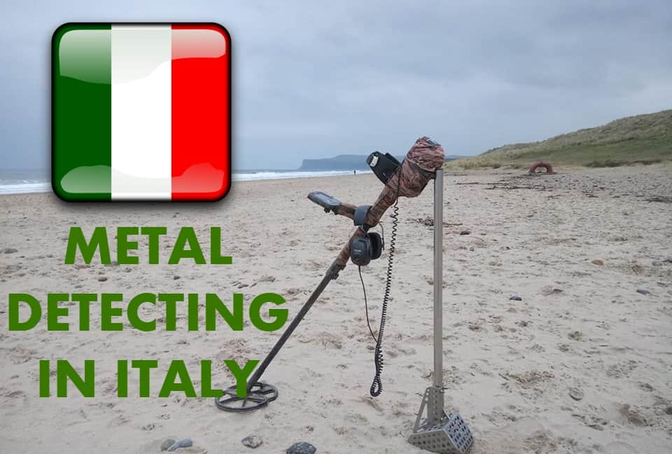 Metal Detecting in Italy