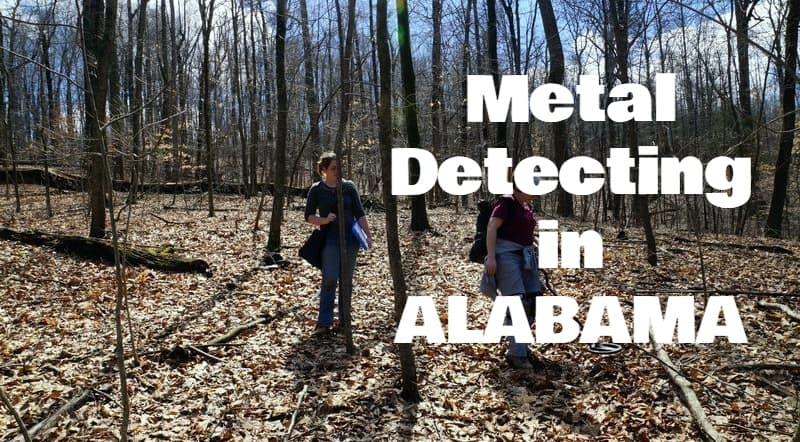 Metal Detecting In Alabama