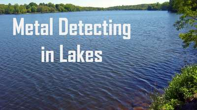 detecting in lakes