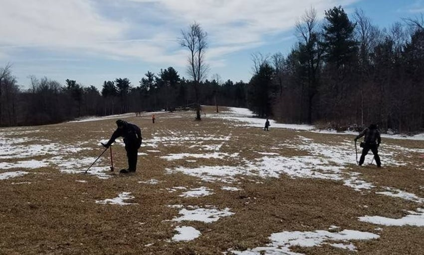 Metal Detecting in Ohio
