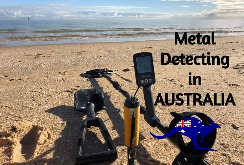 Metal Detecting in Australia