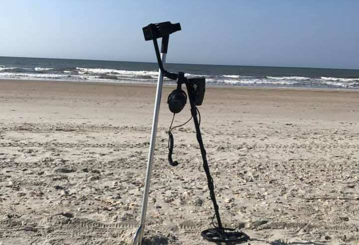 Metal Detecting in South Carolina