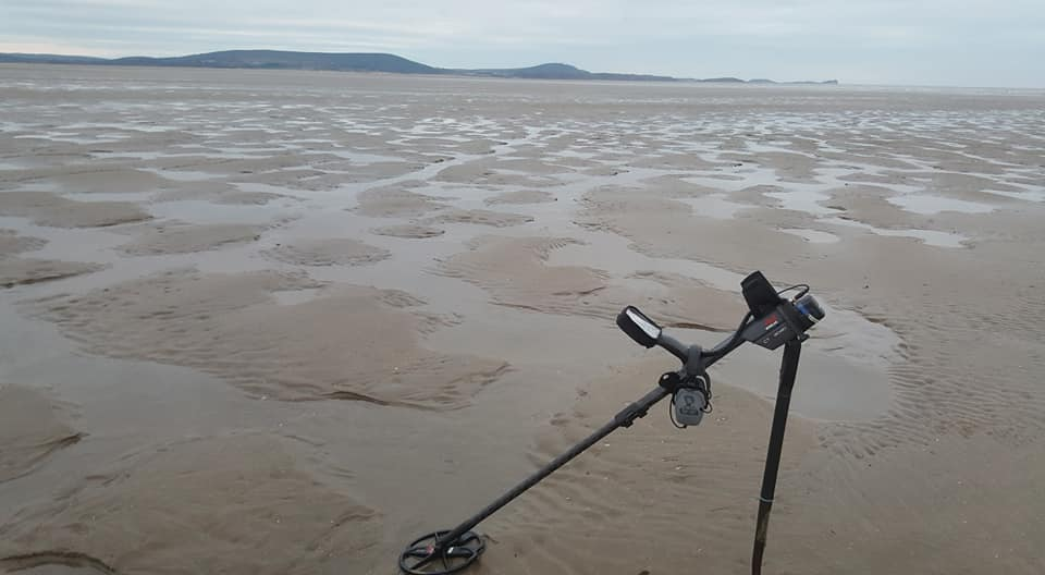 metal detecting in New Mexico
