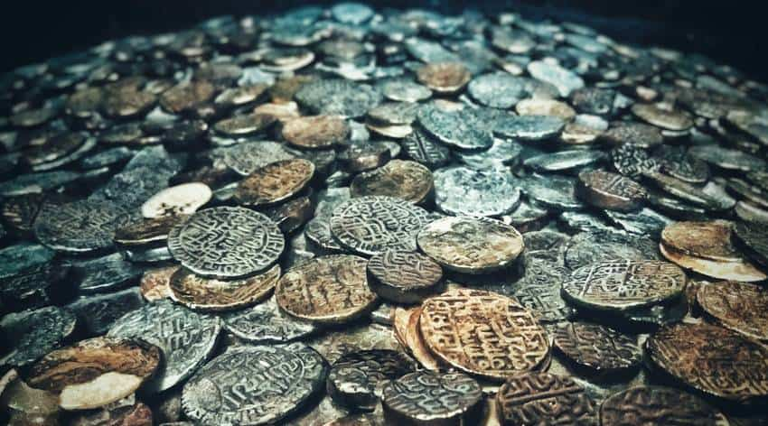 how to collect ancient coins