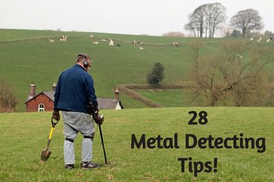 tips for metal detecting