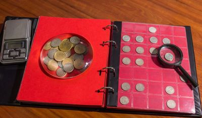 all coin collecting tools