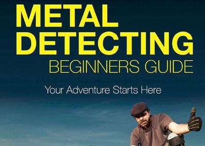 books for metal detecting