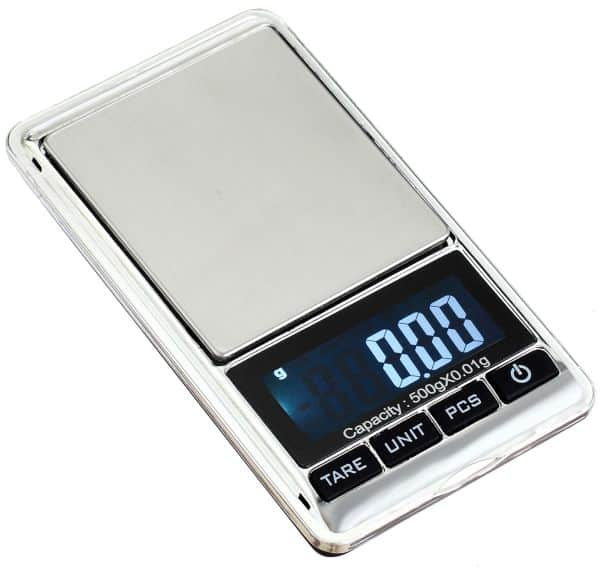 digital scale for coins