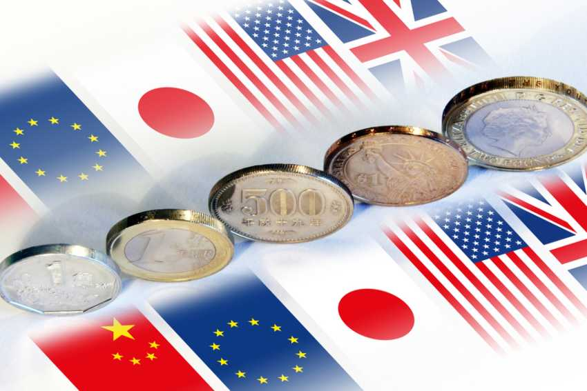 how to collect coins of different countries