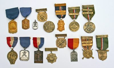 medals and tokens