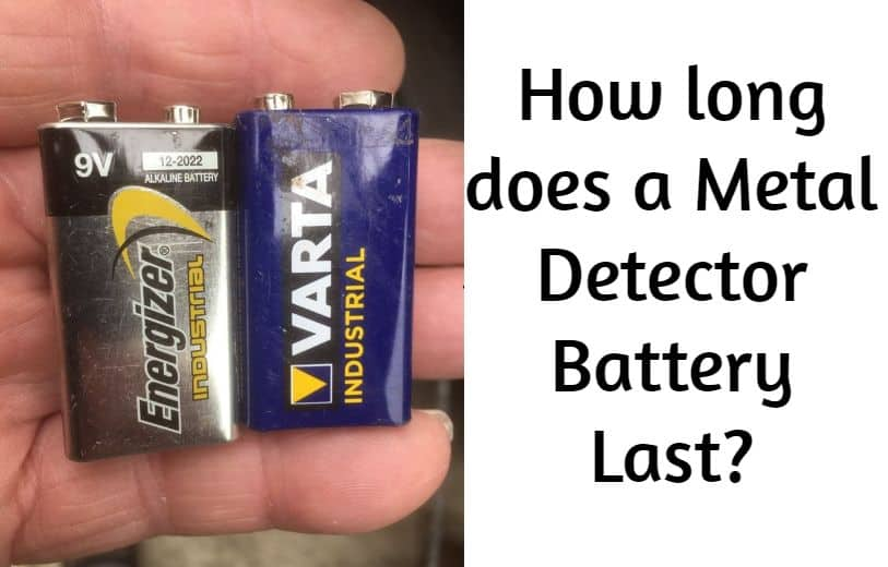 How long does a Metal Detector Battery Last