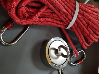 rope for magnet fishing