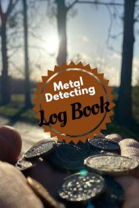 metal detecting log book