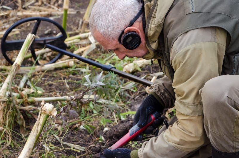 do you need a pinpointer for metal detecting